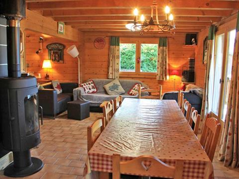 Chalet tournier les gets