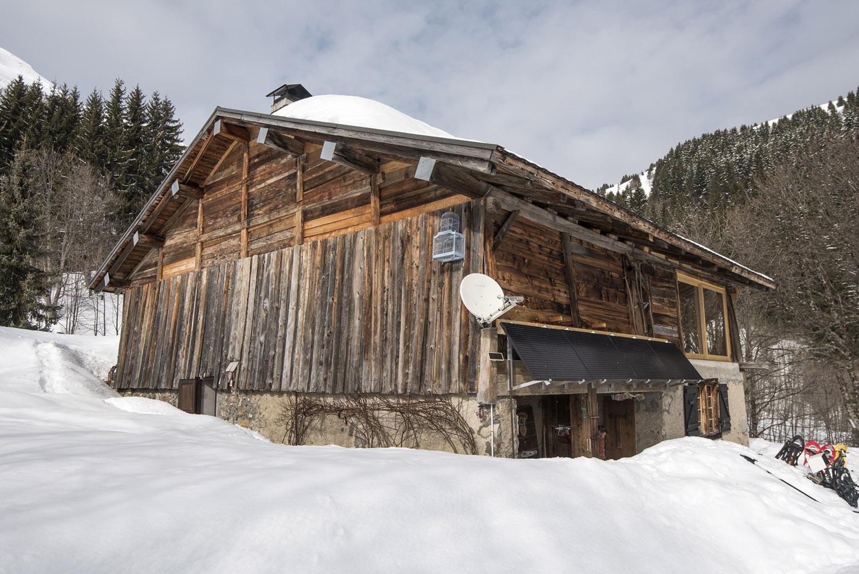 Location chalet d'alpage hauteluce