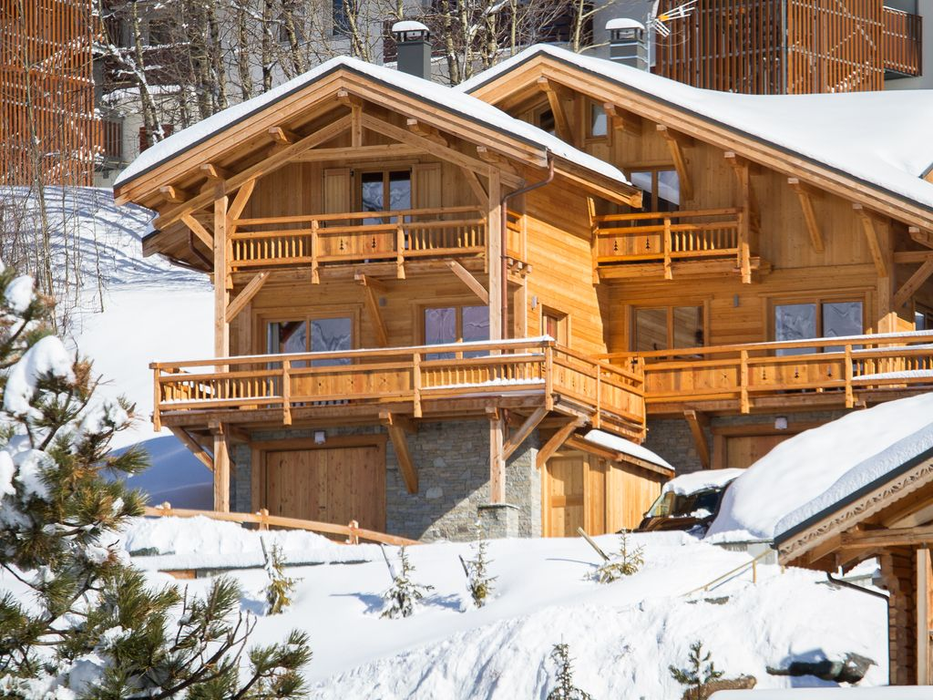 Locations chalet alpes
