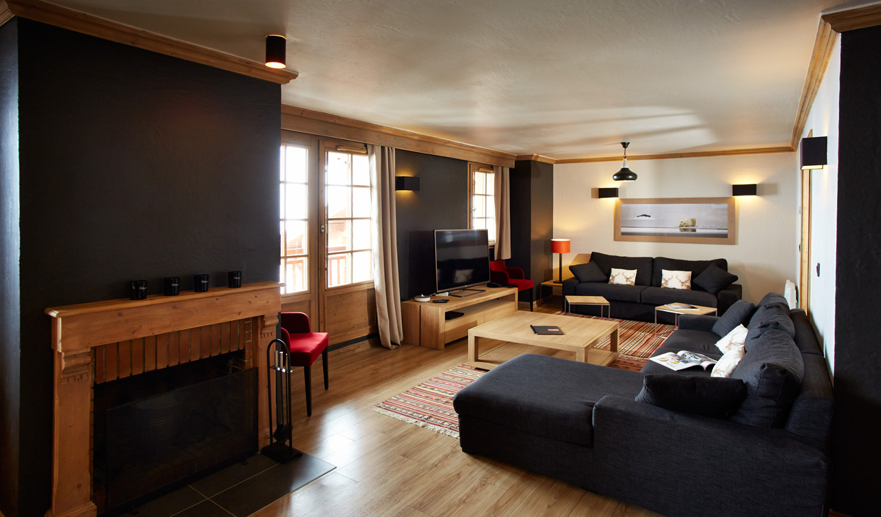 Chalet a louer a val thorens