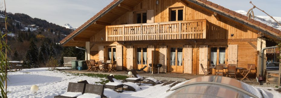 St gervais location chalet