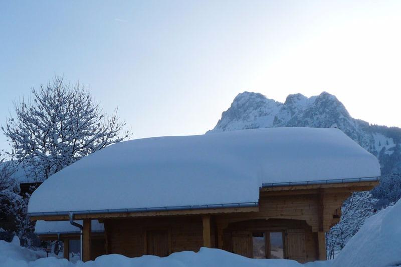 Location chalet haute montagne