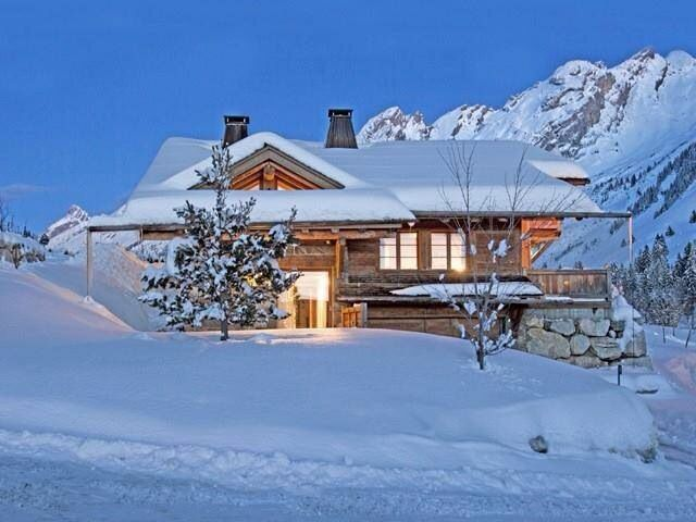 Location chalet auvergne ski