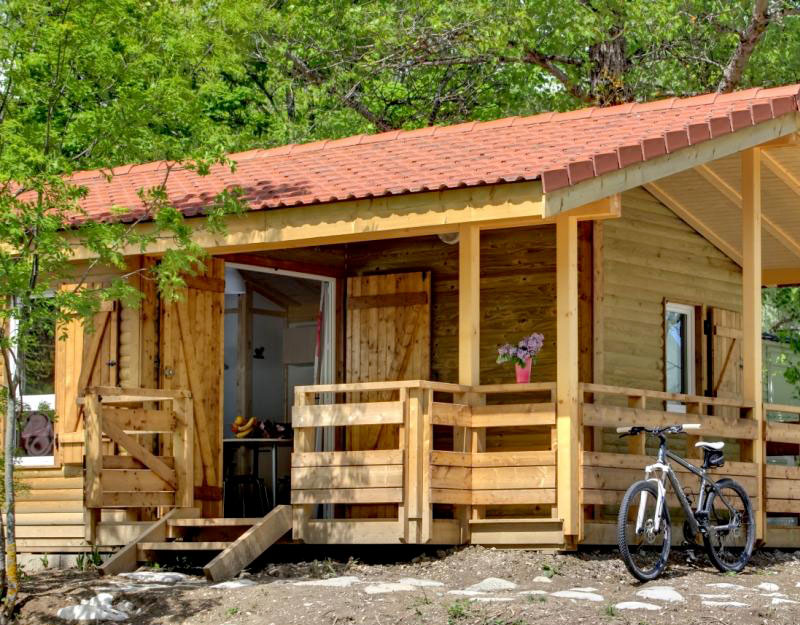 Fabricant mobil home chalet