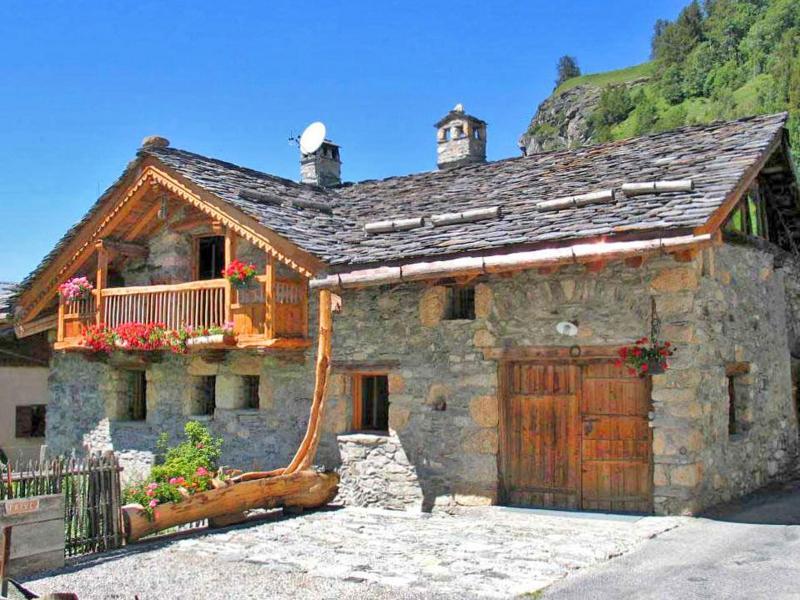 Chalet vacances montagne