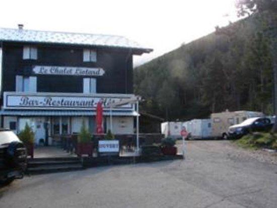 Chalet liotard le mont serein 84340 beaumont-du-ventoux