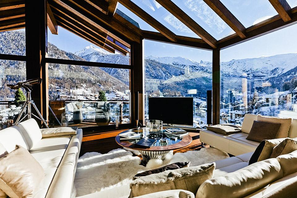 Zermatt chalet