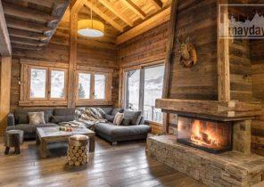Abri de jardin en bois naterial tepsa - Châlet, maison et cabane