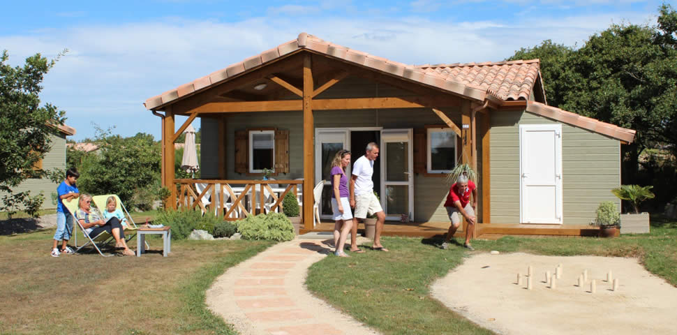 Chalet residence loisir