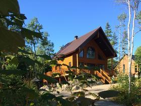 Chalet saguenay lac st-jean