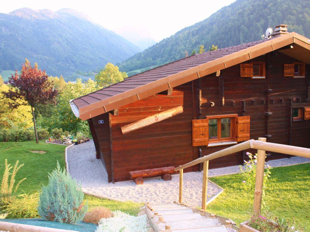 Location petit chalet montagne haute savoie
