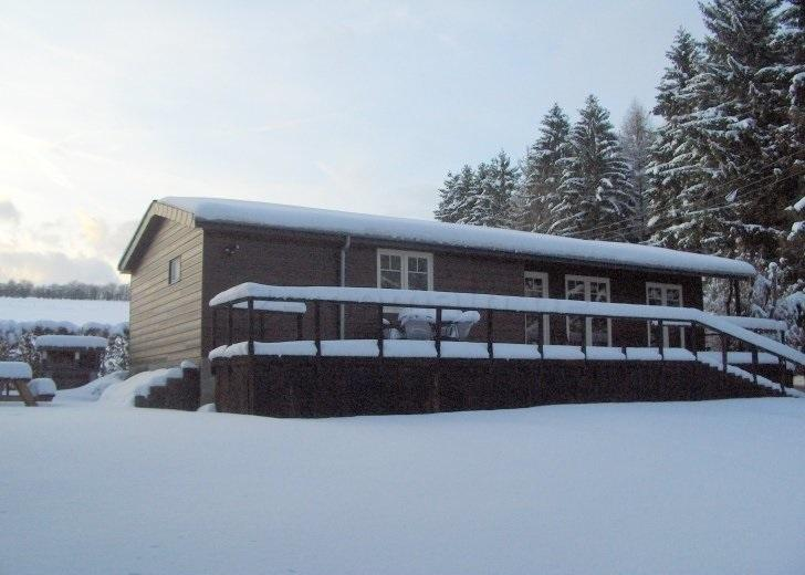 Location chalet houffalize