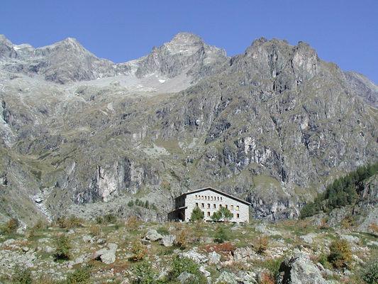 Chalet de gioberney