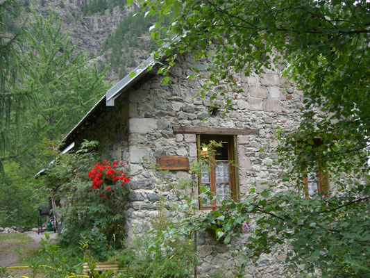 Location chalet ailefroide