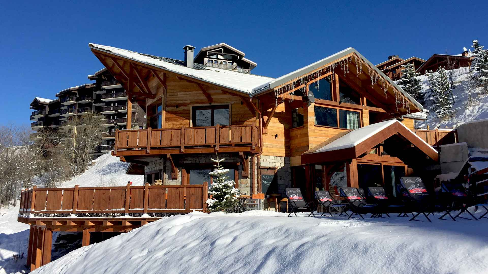 Location chalet ski nouvel an