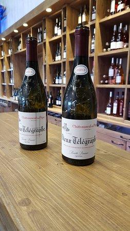 Le chalet des vins vestric