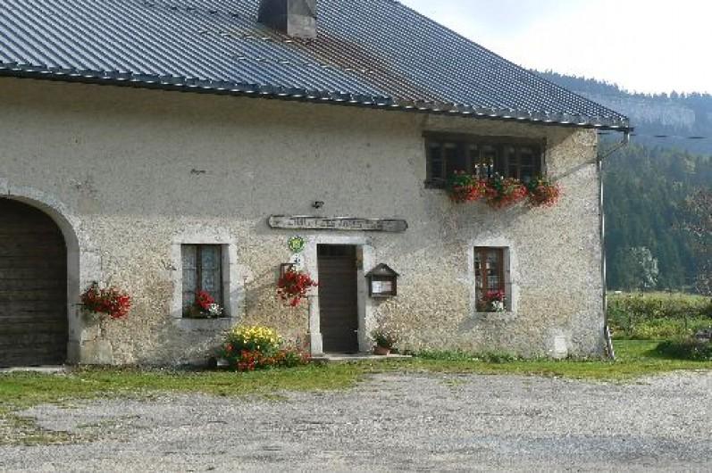 Location chalet chapelle des bois