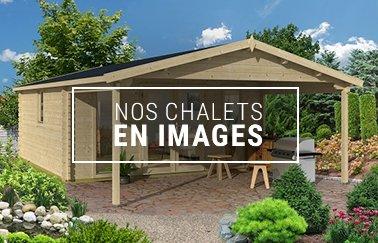Toiture de chalet - Châlet, maison et cabane