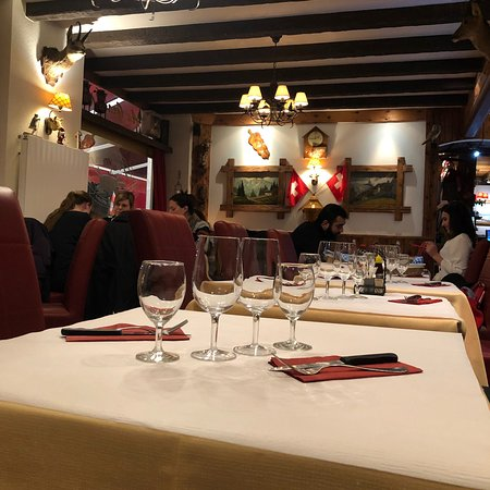 Restaurant le chalet geneve