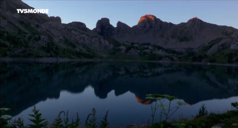 Chalet refuge du lac d'allos