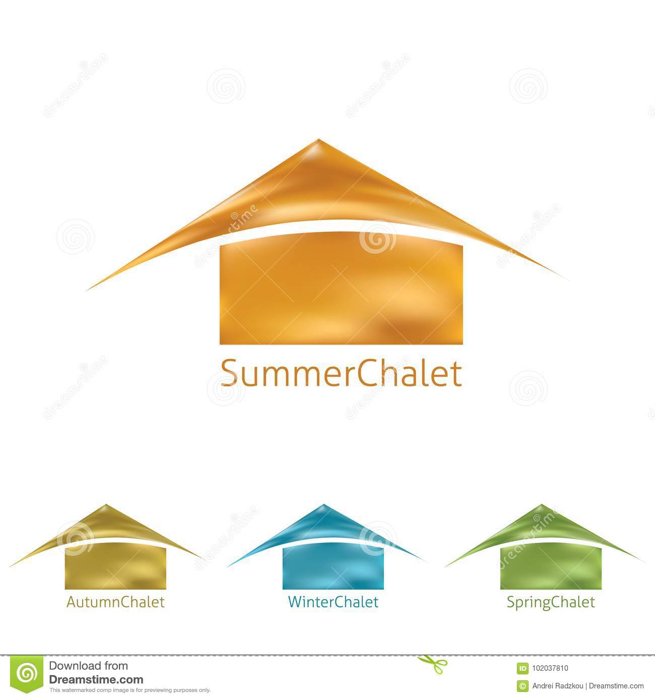Chalet graphic