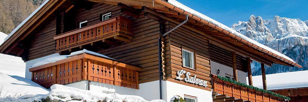 Chalet ski