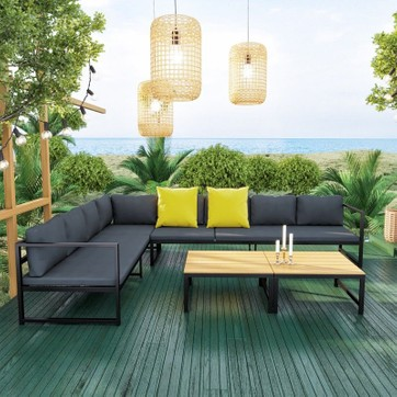 Beautiful Salon De Jardin Bas La Redoute Images - House Design ...