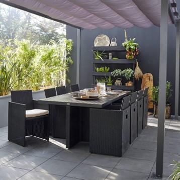 Table Resine Jardin Chalet Maison Et Cabane