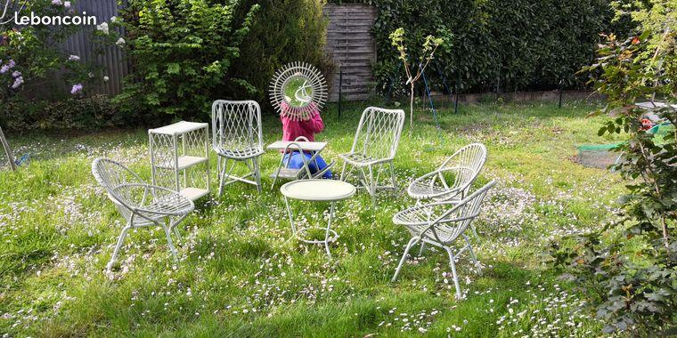 Salon de jardin le bon coin centre