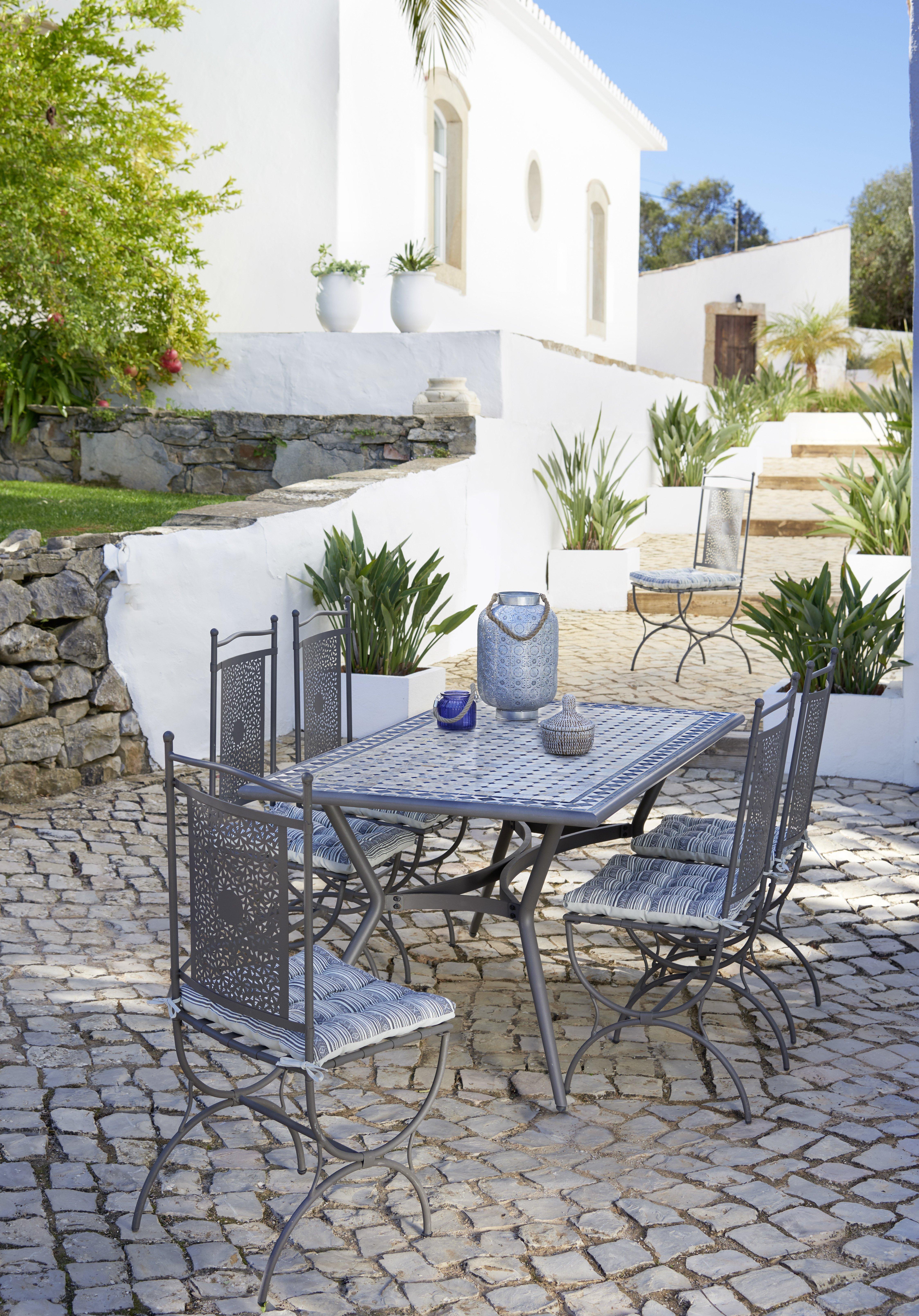 Salon de jardin carrefour a 149€ - Châlet, maison et cabane