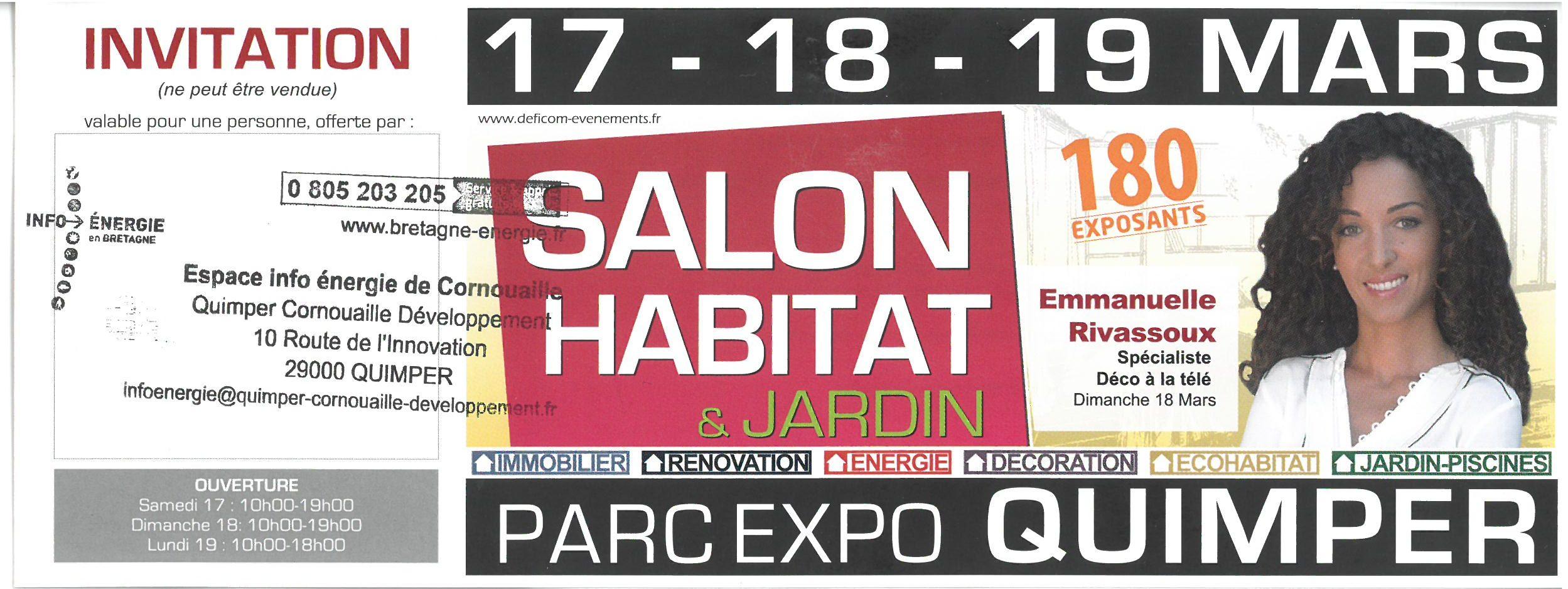 Salon de l 39 habitat et jardin ch let maison et cabane - Salon de l habitat chambery ...