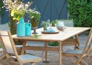 Emejing Mobilier De Jardin Bois Guillaume Ideas - House ...