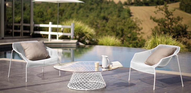 mobilier de jardin italien emu ch let maison et cabane
