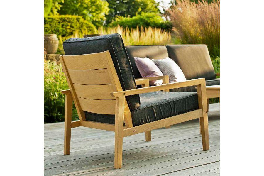 Salon de jardin table basse fauteuil