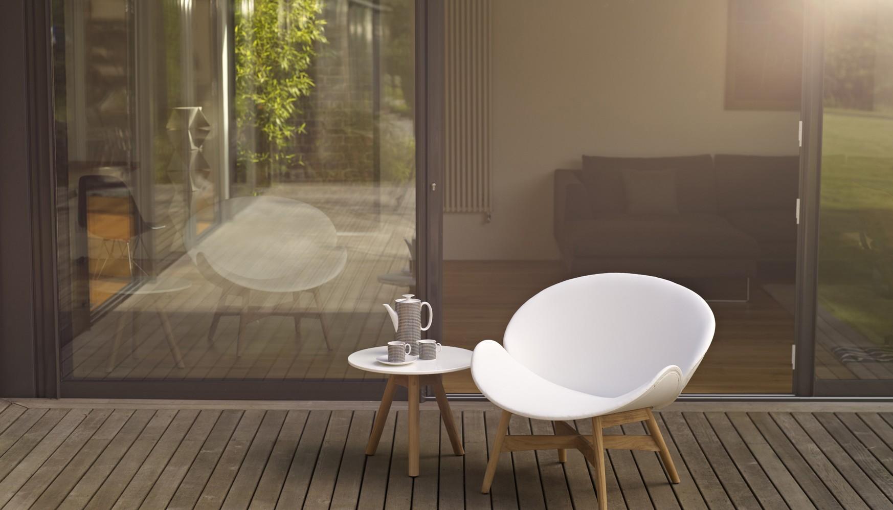 Mobilier de jardin design discount