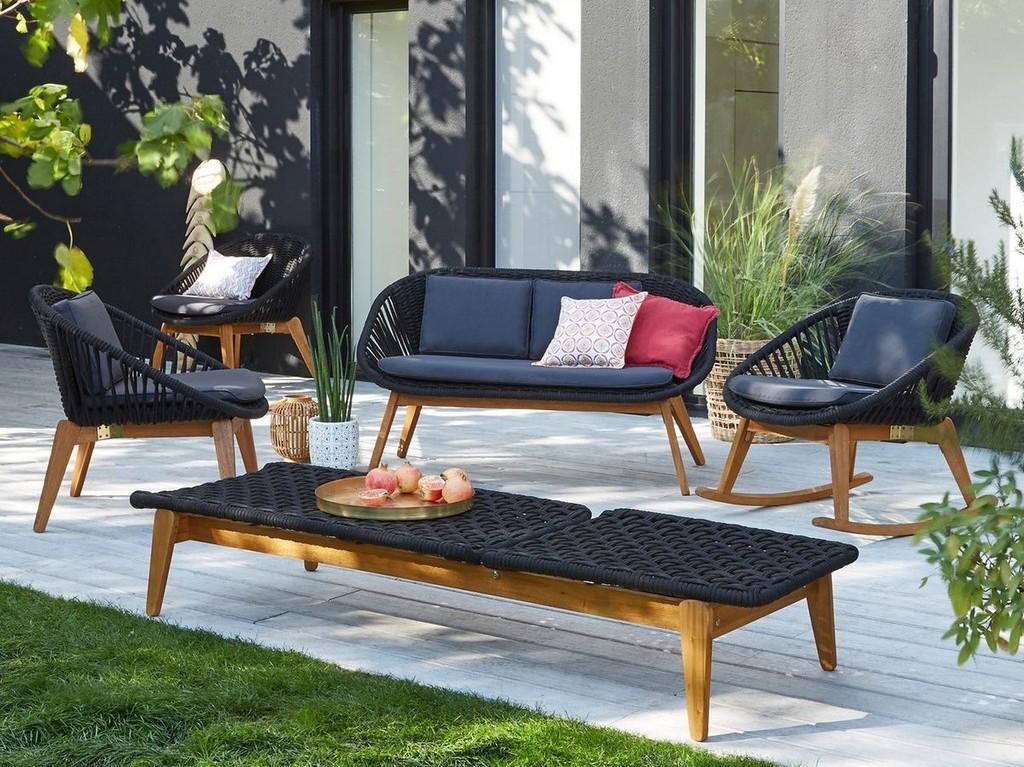 La redoute meubles salon de jardin