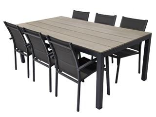 Ensemble table et chaise de jardin pas cher - Châlet ...