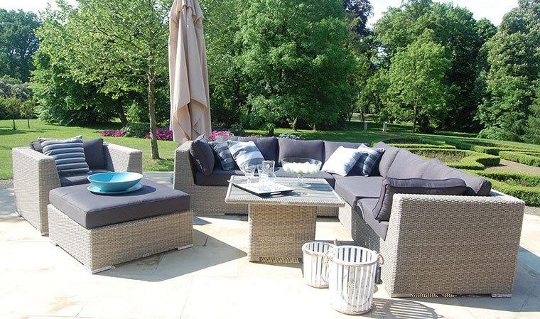 Salon de jardin luxe montmartre - Châlet, maison et cabane