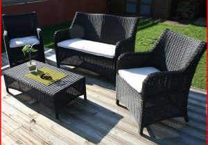 Salon de jardin lounge occasion