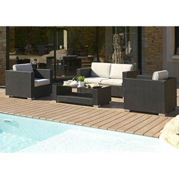 peinture pour salon de jardin en plastique leroy merlin ch let maison et cabane. Black Bedroom Furniture Sets. Home Design Ideas