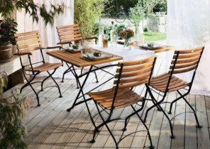 Best Salon De Jardin En Bois Et Fer Ideas - House Design ...