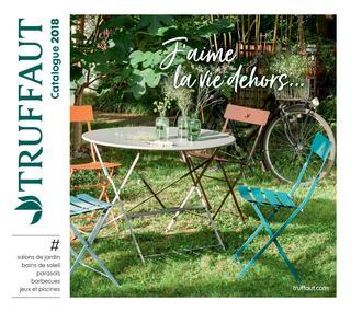 Salon de jardin truffaut 2014